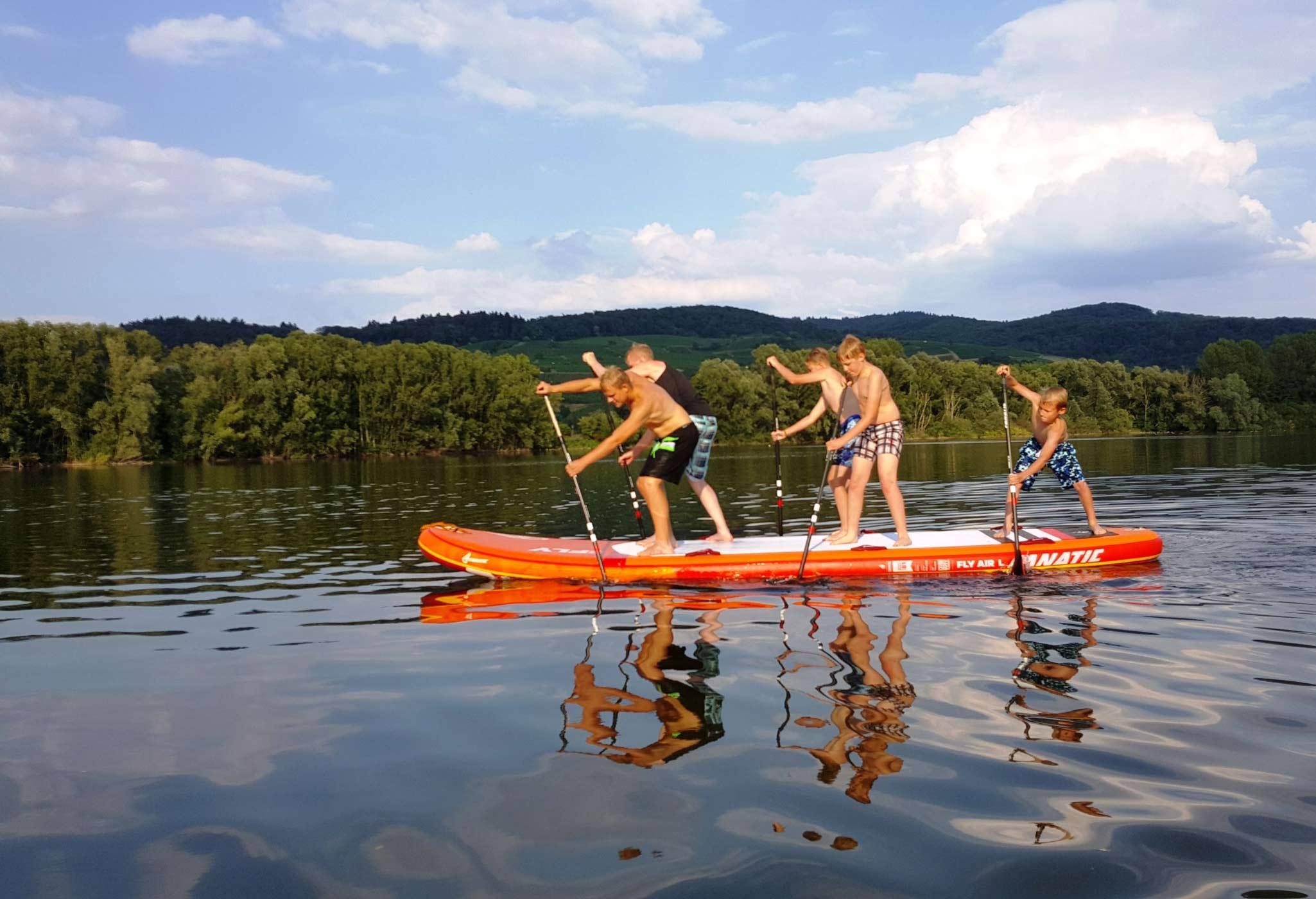 BIG-SUP-Bruchsee-Ferienspiele